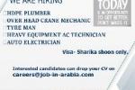 HEAVY EQUIPMENT AC TECHNICIAN  AUTO ELECTRICIAN