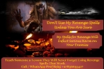 How to Cast Revenge Spells to Punish Enemy Call +27836633417