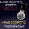 Investment programs