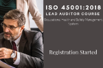 ISO 45001:2018 Lead Auditor Course