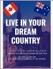 wan to live in Canada or  Australia?