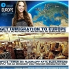 Work permit for Europe