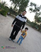 Atif_and_Fahd_at_Wafra_village