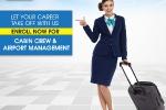 Air Ticketing, Cabin Crew, Airport Management Training
